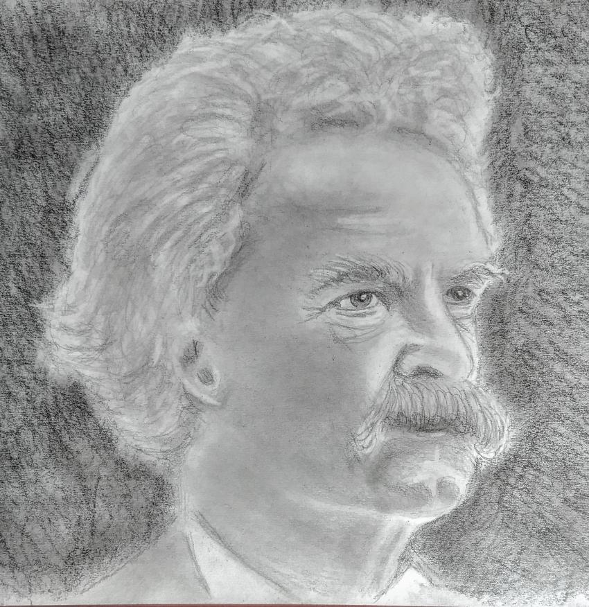 Mark Twain por paulb